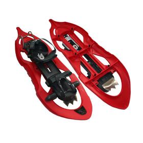 TSL 226 Rando - Raquetas de nieve de aluminio - rojo